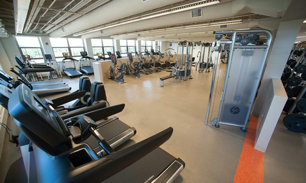 Fitness center facilities buffalo state college athletics