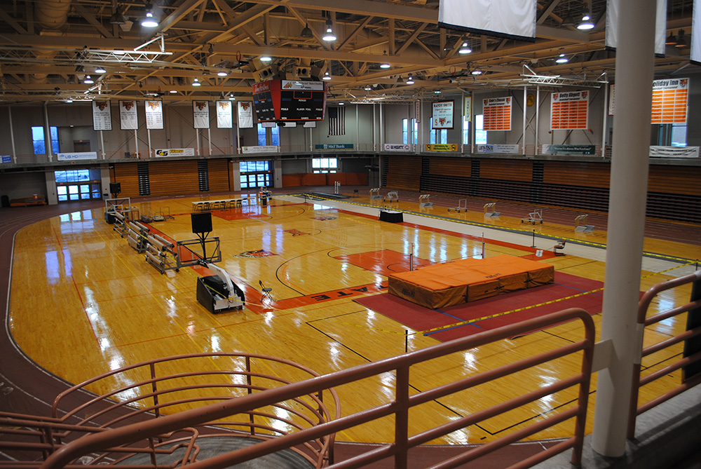 Sports Arena Facilities Buffalo State College Athletics